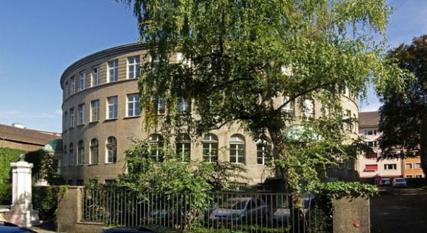 Das Arbeitsamt in Basel