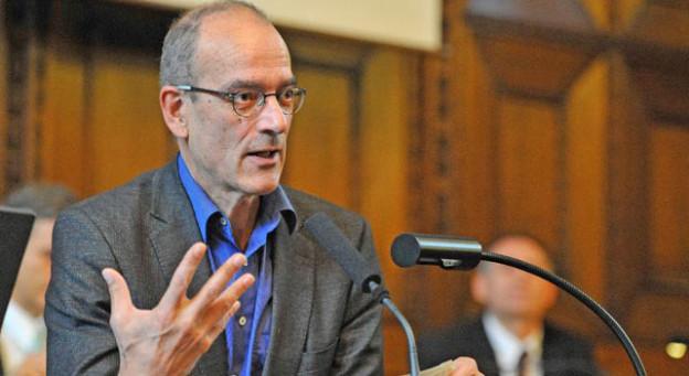 Martin Lüchinger, hier bei einer Wortmeldung im Grossen Rat.