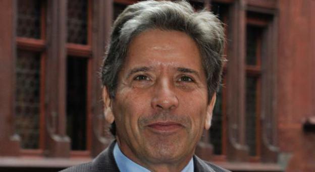 Letzte Sitzung als Ratspräsident: Daniel Göpfert