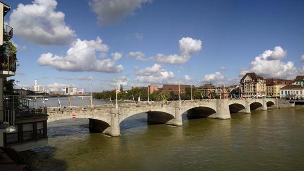 Soll motorisiert bleiben: Mittlere Brücke
