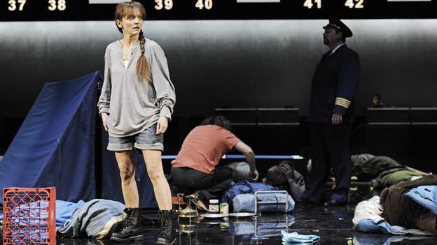 Maya Boog als Manon Lescaut in der Oper von Jules Massenet.