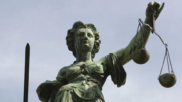 Justitia war beim Prozess vor dem Baselbieter Strafgericht gefordert.