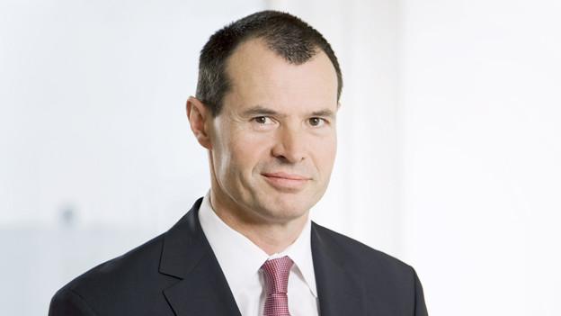 Guy Lachapelle, neuer Direktionspräsident der Basler Kantonalbank.