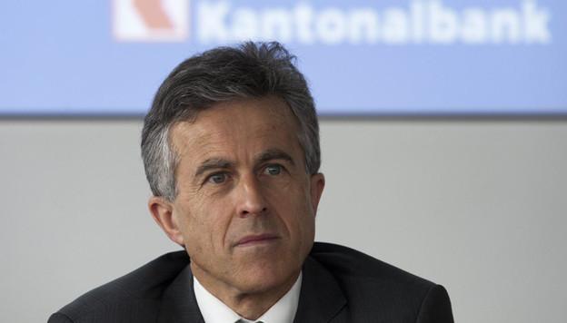 Beat Oberlin, Direktionspräsident der Baselbieter Kantonalbank.