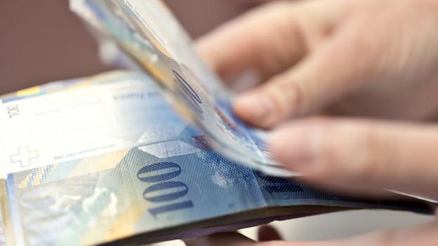 Woher kommt das Geld für die Pensionskasse?