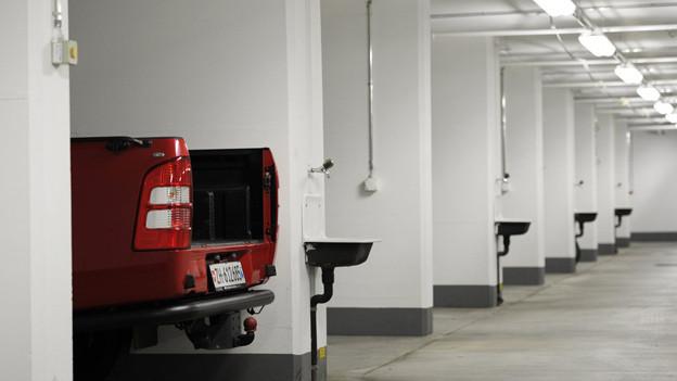 Basel erhält wohl schon bald ein neues Parkhaus in der Innenstadt.