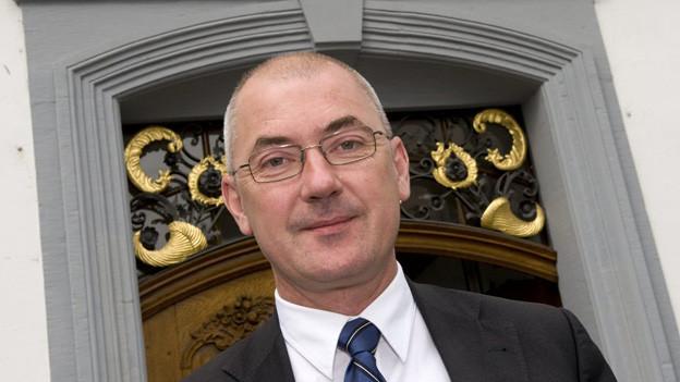 Sicherheitsdirektor Isaac Reber ist mit der Arbeit der Staatsanwaltschaft zufrieden.