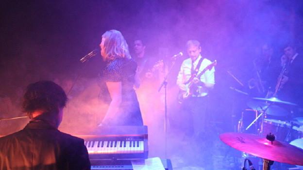«The Kitchenettes» bei einem Auftritt an der BScene 2010.