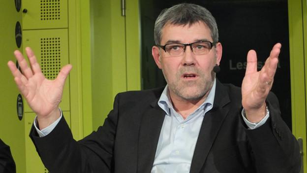 Wird von den Grünliberalen unterstützt: Eric Nussbaumer.