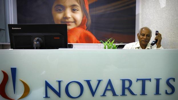 Niederlage in Indien: Novartis-Büro in Mumbai.