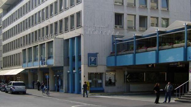 Finanzdepartement geschlossen