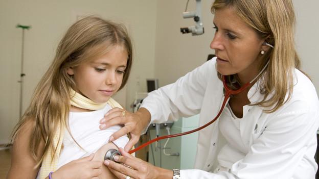 Kinderärzte halten wenig von schulärztlicher Untersuchung