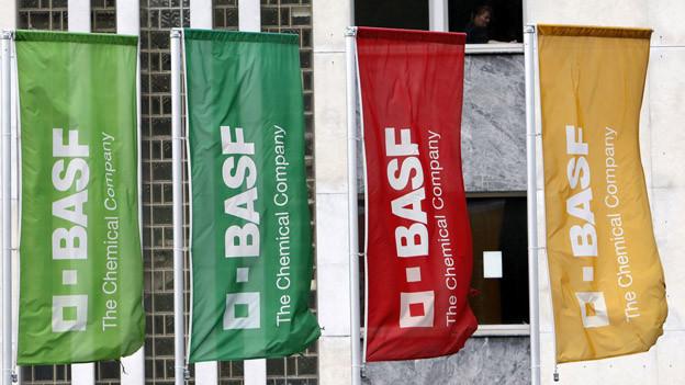 BASF baut in Basel ab
