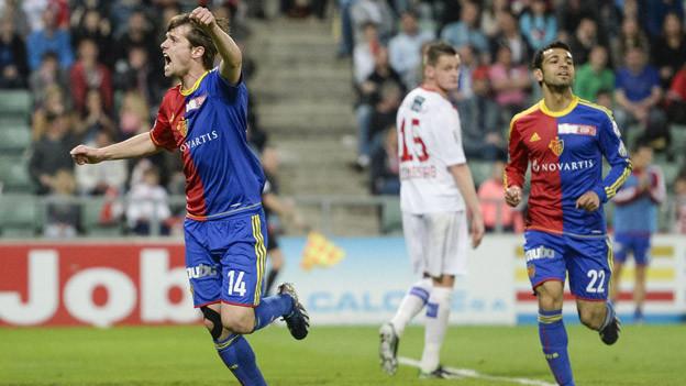 Valentin Stocker schoss Sion Mitte April aus dem Cup-Halbfinal.
