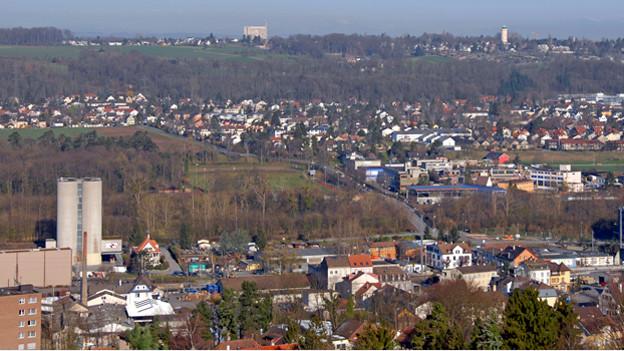 Münchenstein wird schützenswertes Ortsbild
