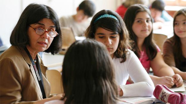 SP fordert eine bessere Durchmischung der Schulklassen.