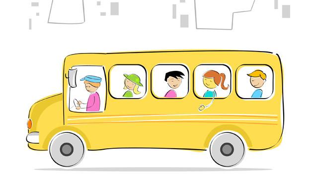 Kein Schulbus für Basler Kinder: Der Grosse Rat lehnt eine Deutschquote ab.