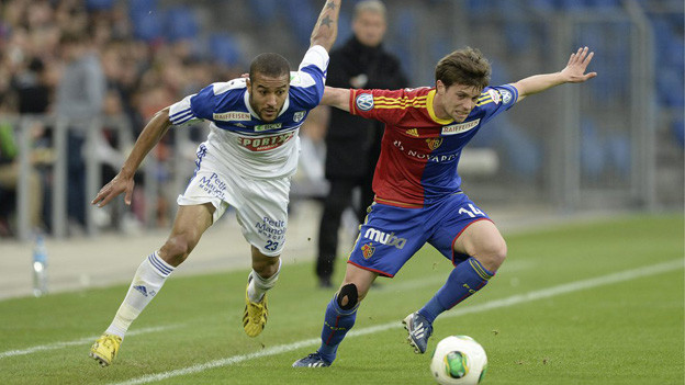 Mit zwei Assits auch gegen Lausanne zentrale Figur beim FCB: Valentin Stocker.