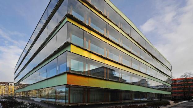 Das Universitäts-Kinderspital beider Basel UKBB.