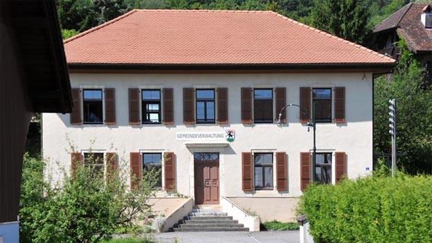 Die Gemeindeverwaltung von Roggenburg