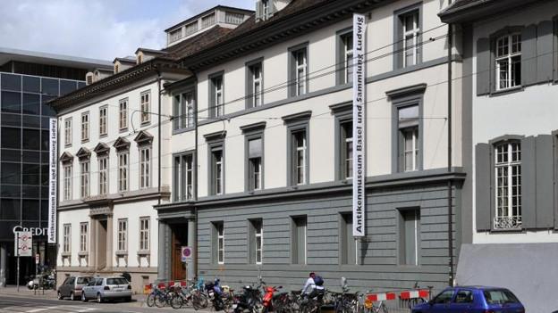 Vasella präsidiert beratende Kommission für Antikenmuseum.