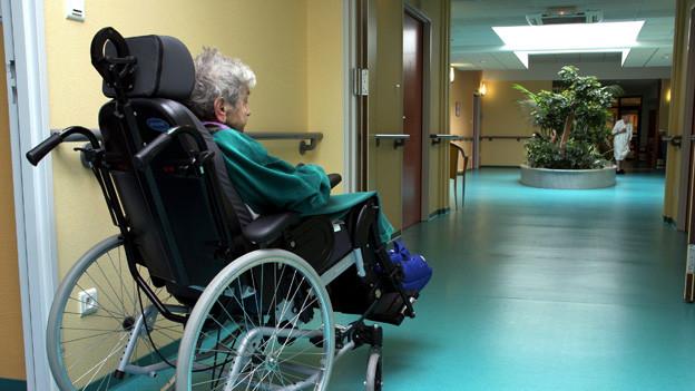Allein auf weitem Flur - Senioren haben in BL noch keine Ombudsstelle.