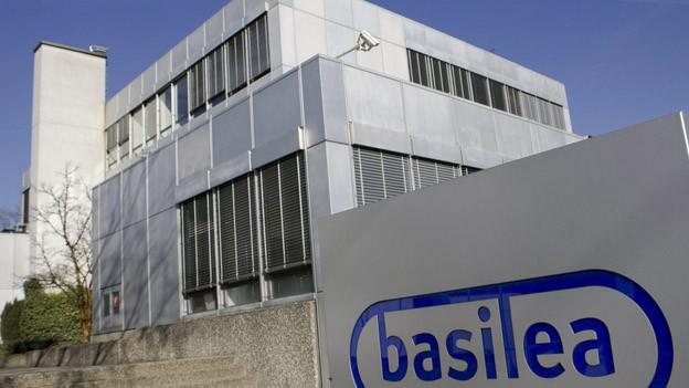 Hauptsitz der Firma Basilea.