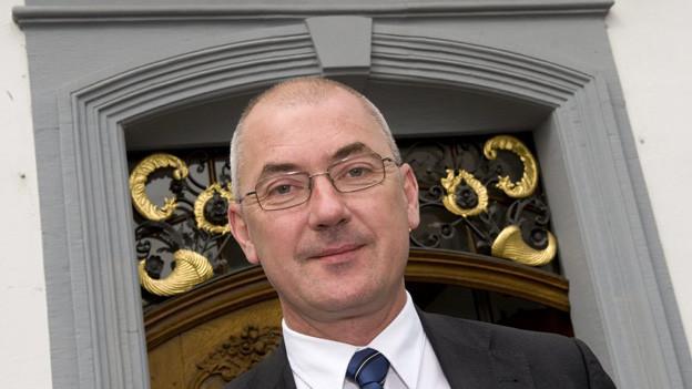 Isaac Reber überrascht mit einem Gegenvorschlag zur Fusions-Initiative