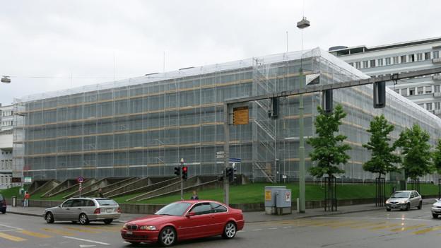 Das Klinikum West muss nach erst zehn Jahren saniert werden.