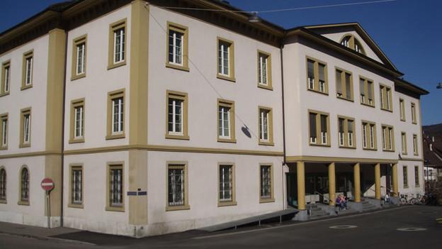 Das heutige Gerichtsgebäude ist veraltet.