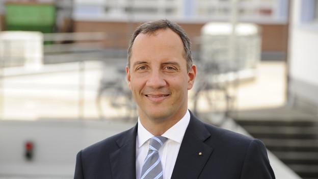 Marc Jaquet, Geschäftsführer Jaquet AG