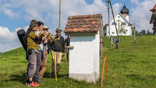 Festival Rümlingen auf Wanderschaft