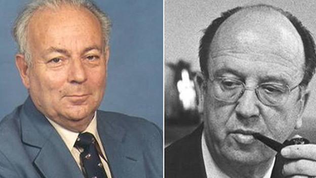 1969 waren die beiden Baselbieter Regierungsräte nicht einig über die Fusionsfrage.