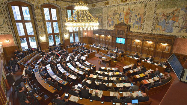 Pensionskassengesetz wird im Grossen Rat für heisse Diskussionen sorgen