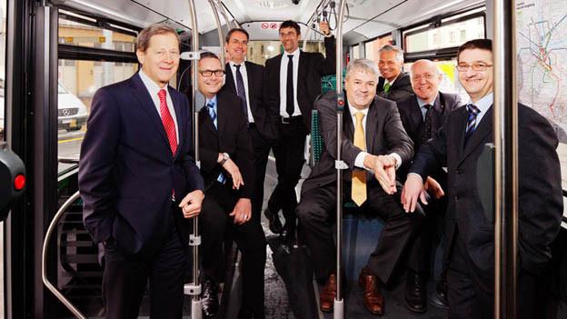 Im Verwaltungsrat der BVB befinden sich derzeit nur Männer.