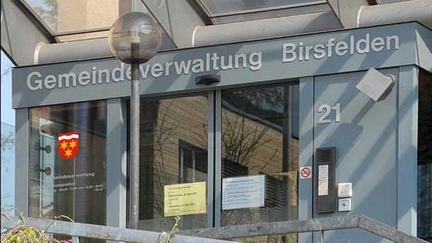 Gemeindehaus in Birsfelden