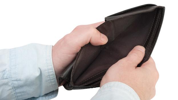 Weniger Geld für Investitionen im Baselbieter Portemonnaie 2014.