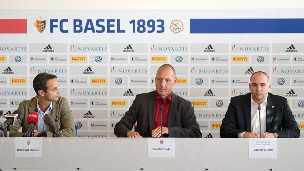 Der FC Basel und Sicherheitsverantwortliche nehmen Stellung zur Aktion von Greenpeace-Aktivisten im Stadion