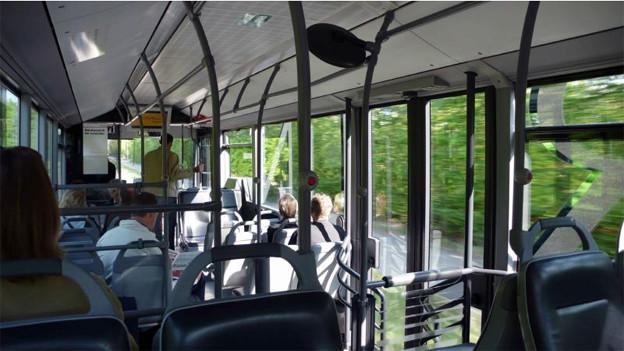 Fahren künftig Passagiere mit Bus oder Tram ins Erlenmattquartier oder ins Gebiet Salina Raurica?
