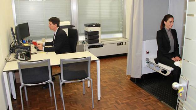 Kantone bieten Dienstleistungen direkt auf Campus an.