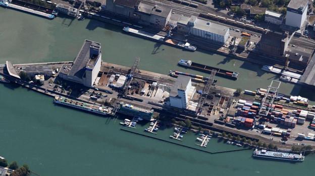 Entwicklung des Hafenareals soll auch in Weil und Huningue zum Thema werden.