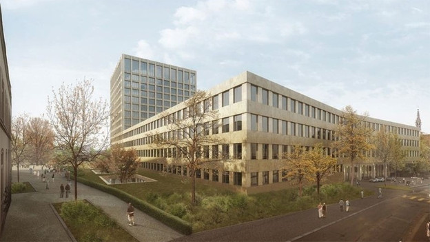 Das umstrittene Spitalprojekt