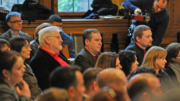 Grosser Rat ist nicht begeistert vom Legislaturplan