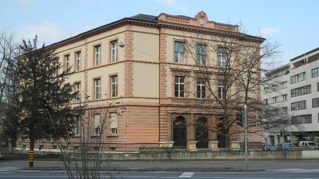 Strafgericht Basel-Stadt