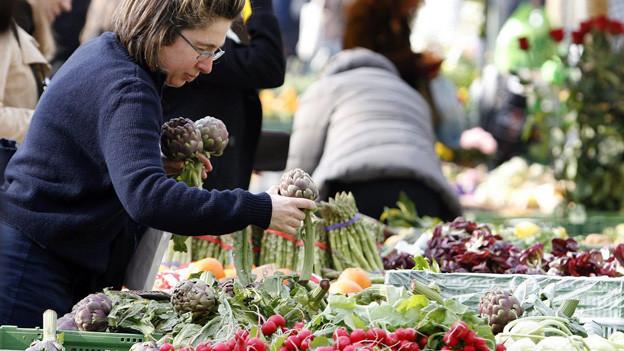 Der Warenmarkt in Liestal ist bei den Standbetreibern ein wichtiger Termin.