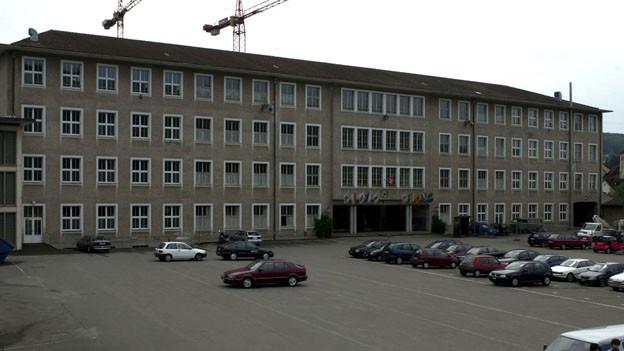 Kaserne Liestal bleibt Waffenplatz
