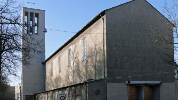 Die Don Bosco Kirche