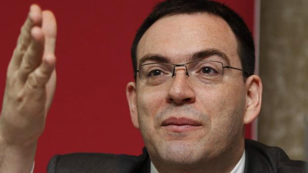 Bankrats-Präsident Andreas Albrecht tritt zurück