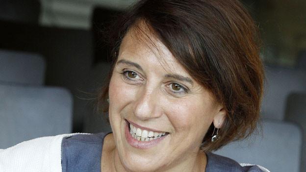 Laura Berman kennt den designierten Theaterdirektor Andreas Beck vom Schauspielhaus Wien.