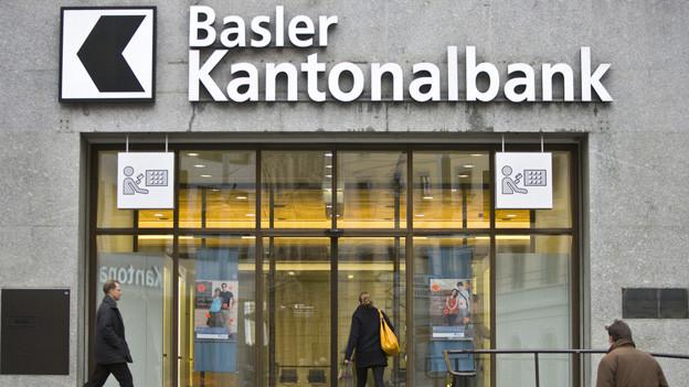 Um die Basler Kantonalbank kehrt keine Ruhe ein.